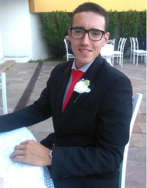 Igor Brandão - terno