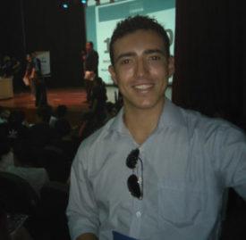 Vencedor do Hackaton do Microsoft Windows 10 launch event