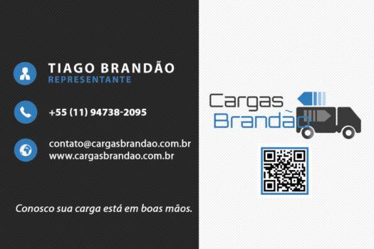 Igor Brandão - Cartão Cargas Brandão