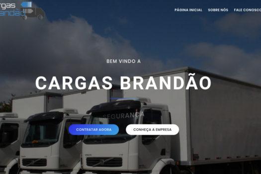 Igor Brandão - Site Cargas Brandão