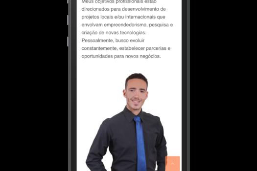 Igor Brandão Mobile Cover
