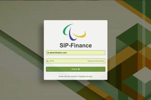 Igor Brandão - SIPTec Finance Login